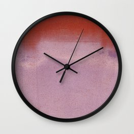 Abstract No. 307 Wall Clock