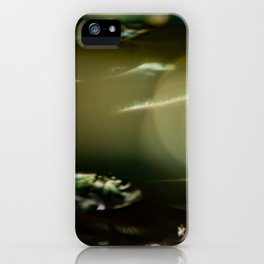 The Bokeh Fish One iPhone Case