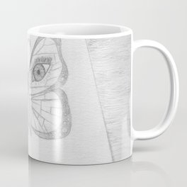 Surealist Self Portrait Coffee Mug
