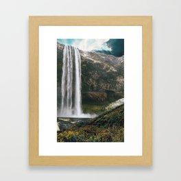 Collage-1 Framed Art Print