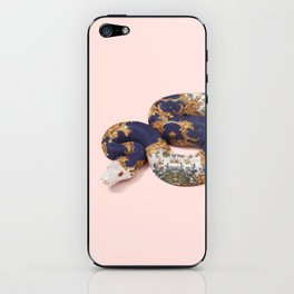 BAROQUE SNAKE iPhone Skin