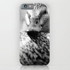 DUCK - SCHWARZ/WEISS iPhone 6 Slim Case