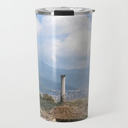Pompeii Travel Mug