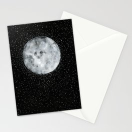 The Full Moon Stationery Cards