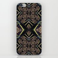 predator iPhone & iPod Skins featuring Predator by Sheldon Henry