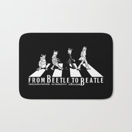 FROM BEETLE TO BEATLE Bath Mat