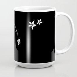 Scrolling Inlay Coffee Mug