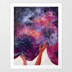 Women Hold Up Half the Sky Art Print