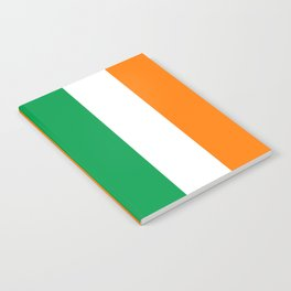 Flag of the Republic of Ireland Notebook