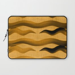 """""""Abstract Oriental Tiger"""" Laptop Sleeve"""