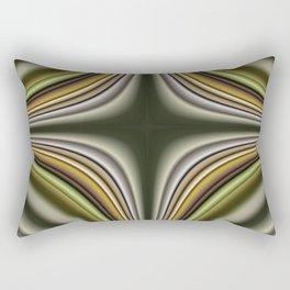 Fractal Cross in CMR 01 Rectangular Pillow
