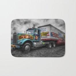 American Circus Truck Bath Mat