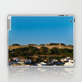Castle of Castro Marim from the hill Laptop & iPad Skin