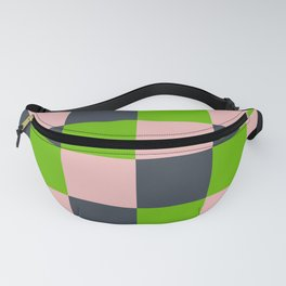 Timeless Checkerboard Mareikura Fanny Pack