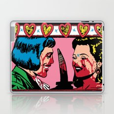 Couples That Slay Together... Laptop & iPad Skin