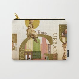 Live in the city 3 Carry-All Pouch