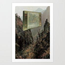 Show Me the Way Art Print