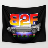 mcfly Wall Tapestries featuring B2F by tuditees