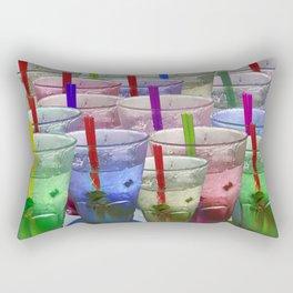 Mojitos galore! Rectangular Pillow