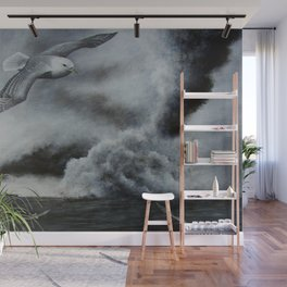 THE SINKING Wall Mural