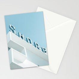 Art Deco Miami Beach #1 Stationery Cards