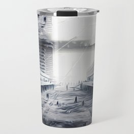 Snowfallen Ashes: Within These Years of Questionable Defeat Travel Mug