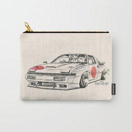 Crazy Car Art 0182 Carry-All Pouch