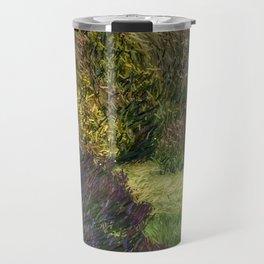 Wild Garden. Travel Mug