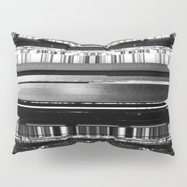 Sentimental Static Abstraction No. 685 Pillow Sham