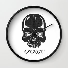 The Ascetic Wall Clock