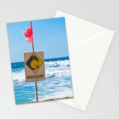 High Surf Stationery Cards