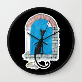 Since beginning of time II Wall Clock