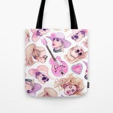 Joanne Vibes Tote Bag
