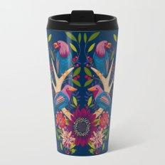 Midnight Magpies Travel Mug