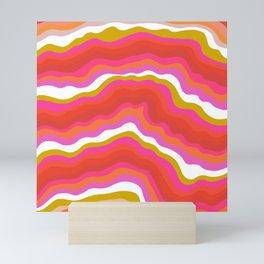 summer of love Mini Art Print