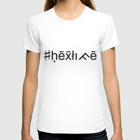 occult T-shirts featuring #hexlife - Occult Font by #hexlife