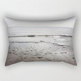 Broughty Ferry beach 3 Rectangular Pillow