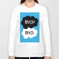 dmmd Long Sleeve T-shirts featuring Iiyo  by Johanna Stark
