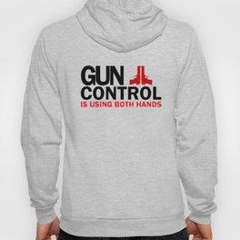 Gun Control Hoody