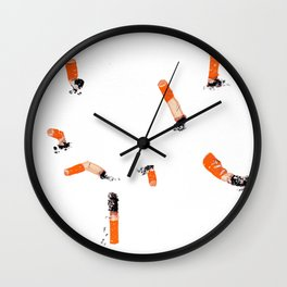 I will kill you Wall Clock