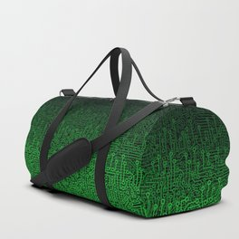 Reboot II GREEN Duffle Bag