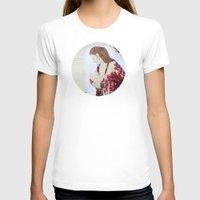 bond T-shirts featuring Bond by Suzanna Schlemm
