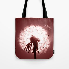 Dandelion 3 Tote Bag