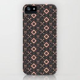 PIRATE_GREY iPhone Case