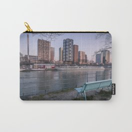 Paris-New York Carry-All Pouch