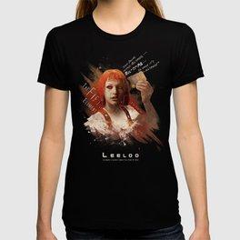 Leeloo Dallas, Multipass! T-shirt