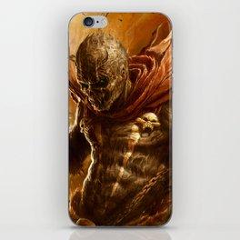 Spawn iPhone Skin