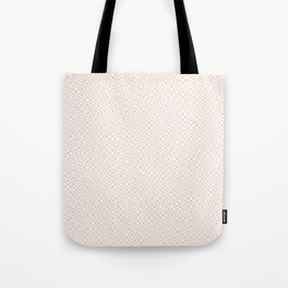 10 Print: Thin Red Tote Bag