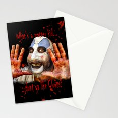 Whats a matter kid....... Stationery Cards