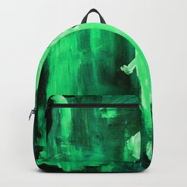 Guardian Angel - Bottle Green Backpack